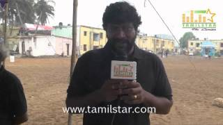Mime Gopi at Papparappaam Team at Clean India