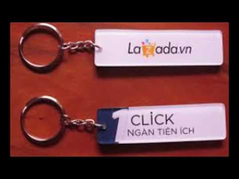 Xưởng sản xuất móc khóa mica, móc khóa đổ keo, móc khóa PVC giá rẻ - 0909 583 123