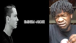 Eminem - Arose (REACTION!!!)