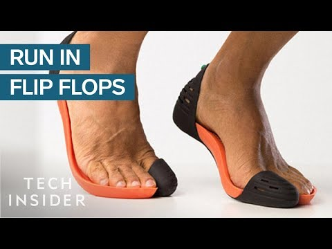 Are These the Future of Flip Flops?
