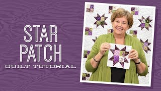 Make A Star Patch Quilt With Jenny!