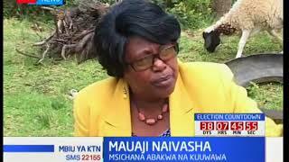 Msichana abakwa na kuuawa Naivasha