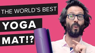 The World's BEST Yoga Mat!? The Yoga Geek Investigates