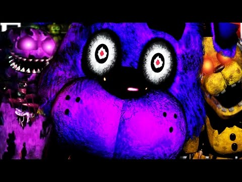 SECRET ANIMATRONIC SHOP + ENDLESS NIGHT    Five Nights at Freddy's Ultimate Edition Night 7 Gameplay