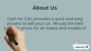 Cash For Cars in Wellington | Cash For Cars