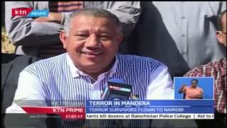 KTN Prime: Twelve killed in fresh dawn attack in Mandera, 25th October 2016