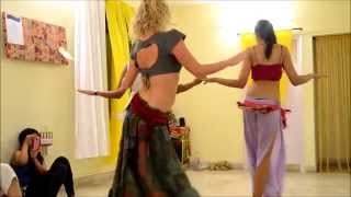 preview picture of video 'Belly Dance Classes in Koregaon Park, Pune'