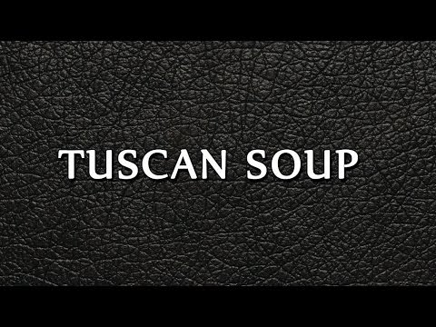 Tuscan Soup | LEARN RECIPES | EASY TO LEARN | LEARN RECIPES | EASY TO LEARN