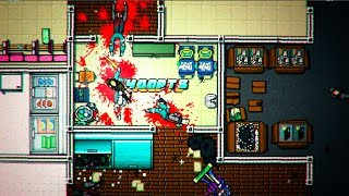 Minisatura de vídeo nº 2 de  Hotline Miami 2: Wrong Number
