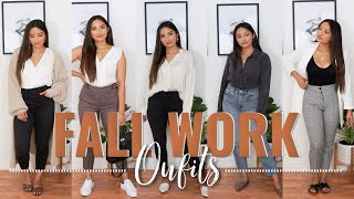 12 WORK OUTFIT Ideas For FALL