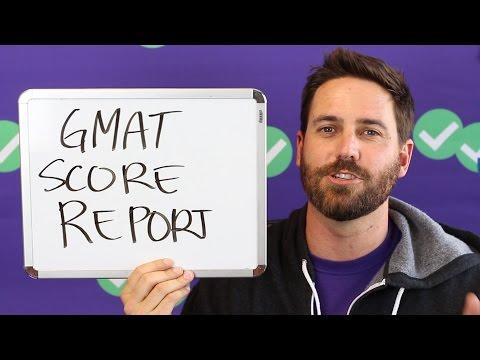GMAT Tuesday: GMAT Score Report Essentials