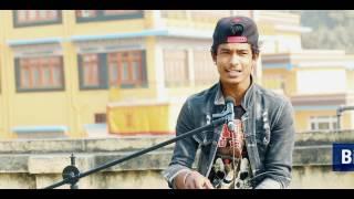 Teri Deewani   Kailash Kher   Cover - Bishal Suwal