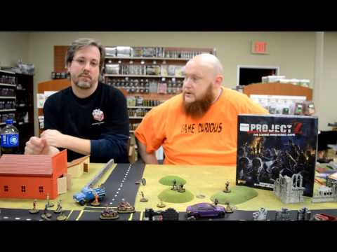 Review of Project Z by Warlord Games