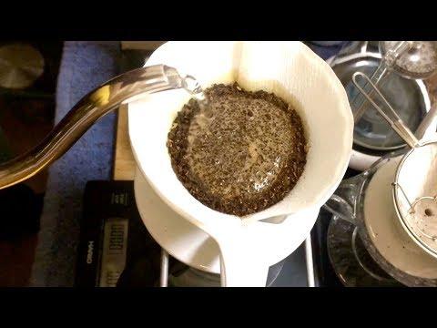 ペーパードリップ − ルワンダ中煎り / Pourover − Rwanda, mid light roast