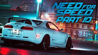 NEED FOR SPEED 2015 Gameplay Part 10 - SUPRA