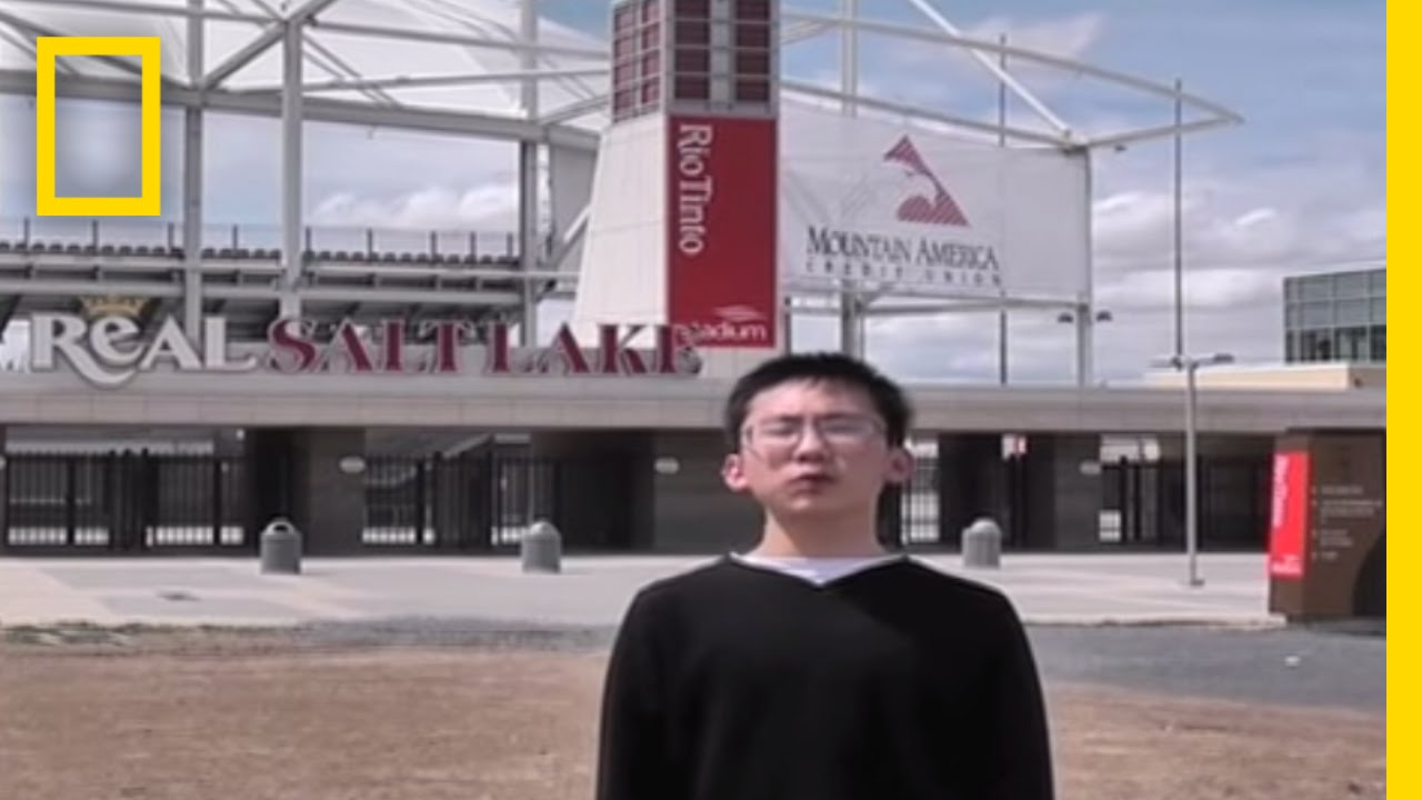 UT Finalist | National Geographic Bee 2012 thumbnail