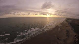 FPV Beach raw footage | Wales FPV