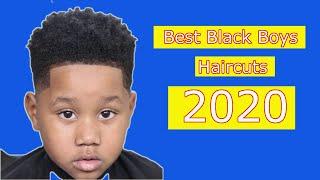 Best Black Boys Haircuts   African Boys Haircuts 2020