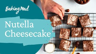 How to make nutella cheesecake