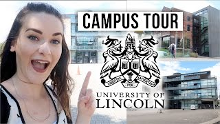 Campus Tour - University of Lincoln | ohhitsonlyalice