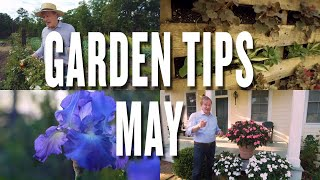 May Garden Tips And Projects: P. Allen Smith (2019)