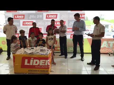 Show de Prêmios - Líder Atacadista sorteia casa em Braço do Norte