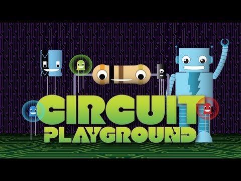 Circuit Playground Teaches Kids About Electronics