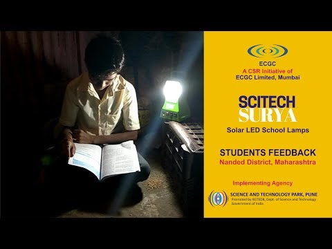 Scitech Surya : Students Feedback | Nanded District, Maharashtra