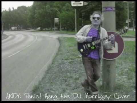 The  Smiths - Cover - Panic, Hang the DJ