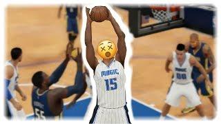 NBA 2K17 - TRASH TALKER GETS EXPOSED!! (EMBARRASSING)