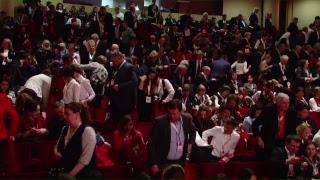 Пленарная сессия «Социальное неравенство и достойная жизнь», форум «Сообщество», Уфа