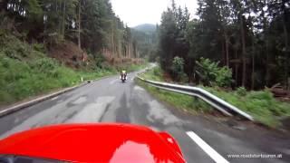 preview picture of video 'Wurzenpass / Korensko sedlo'