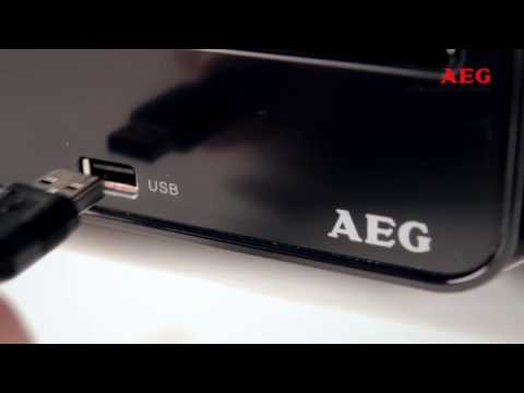 AEG Minicadena CD USB Bluetooth con radio digital MC 4457