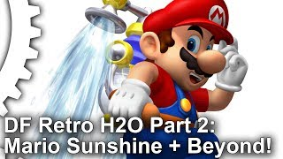 DF Retro H2O Part 2: Water Rendering in Super Mario Sunshine and Beyond!