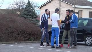PIÉGER UN INCONNU AVEC DES MAILLOTS PSG-OM