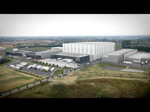 Logistics.TV 24: Stockhabo opent hypermoderne diepvriezer in Moeskroen