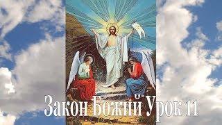 Как правильно верить в Бога? О Символе Веры. Иисус Христос - Закон Божий Урок 11