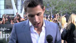 Алекс Мераз, ECLIPSE Premiere: Alex Meraz
