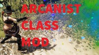 Arcanist Class