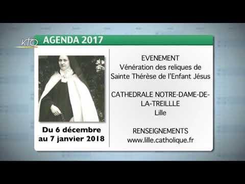Agenda du 27 novembre 2017
