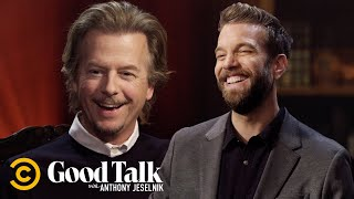 David Spade Wrote Anthony's Favorite Joke of All Time - Good Talk with Anthony Jeselnik