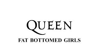 Gambar cover Queen - Fat bottomed girls - Remastered [HD] - with lyrics
