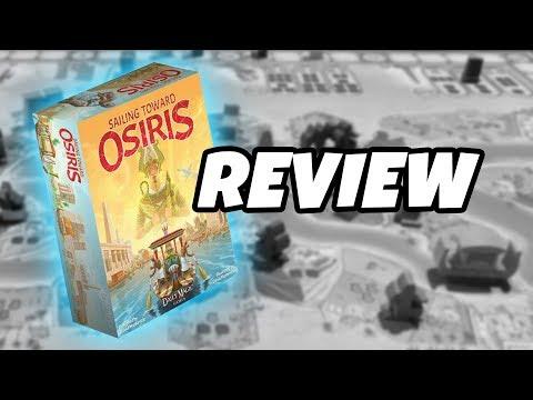 What's in the box...SAILING TOWARD OSIRIS