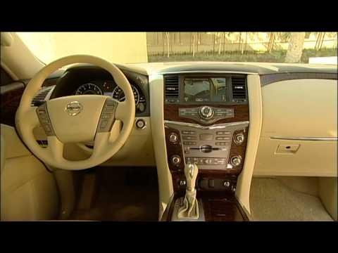 Nissan Patrol -- Built to Amaze              نيسان باترول - صنعت لتدهش