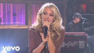 Carrie Underwood - All-American Girl (Walmart Soundcheck 2009)