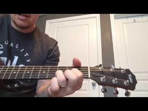 The D, G, A, Bm Chord Combo - (Matt McCoy)