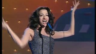 "Eurovision Song Contest 1998: Dana International sings ""Diva"""