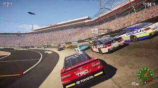 NASCAR Heat 2 MENCS @ Bristol