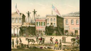 Сан-Франциско - город, стоящий на кораблях. Очередная загадка 19 века. (Часть 1)
