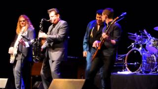 Chubby Checker - Good Good Lovin' + Twist It Up - November 2, 2014 - Fort Saskatchewan, AB